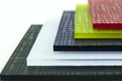 Perspex® Impressions Linear