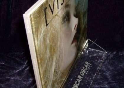 Bookstand Engraved Oscar Oscar Hairsalon