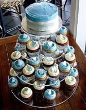 Cup cake Display Stand