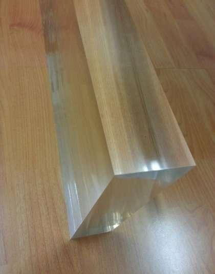 Diamond Polished Edges