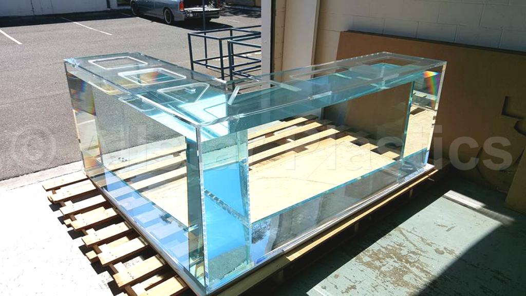 aquarium custom made and fabricated