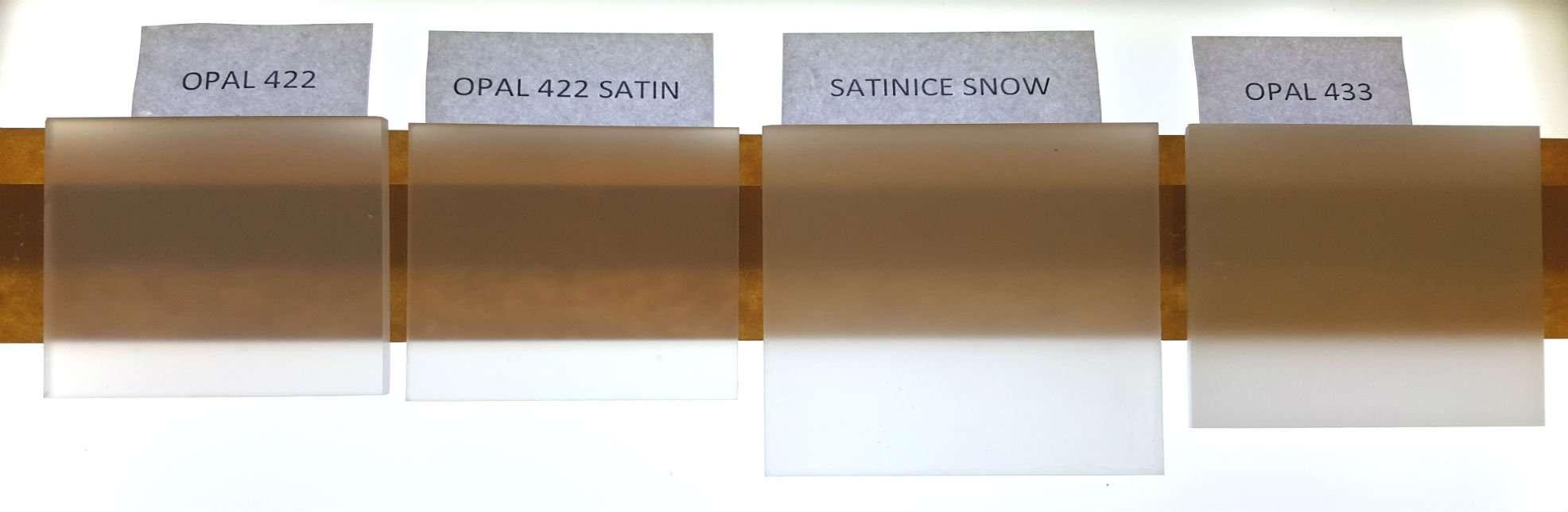 Material Comparison